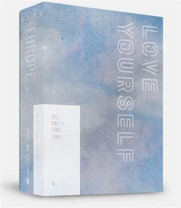 BTS - Love yourself World Tour: Europe (Digipack, 2 DVDs)
