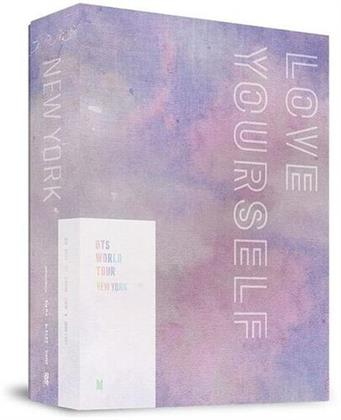 BTS - Love yourself World Tour: New York (Digipack, 2 DVDs)