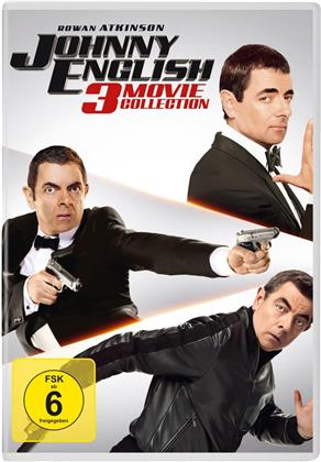Johnny English 1-3 (3 DVDs)