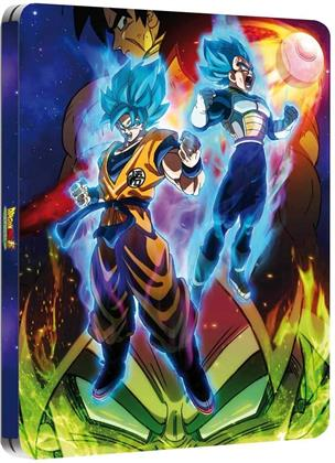 Dragon Ball Super - Broly (2018) (Edizione Limitata, Steelbook)