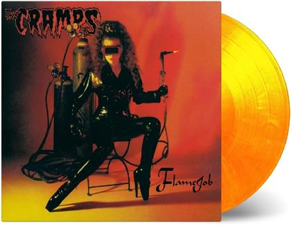 The Cramps - Flamejob (2019 Reissue, Music On Vinyl, LP)