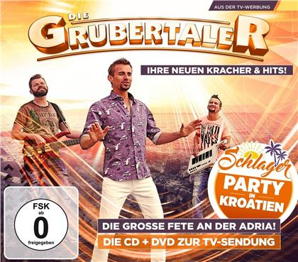 Matrosen in Lederhosen - Sommer Party Kracher (Neue Version, CD + DVD)