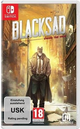 Blacksad: Under the Skin (Limited Edition)
