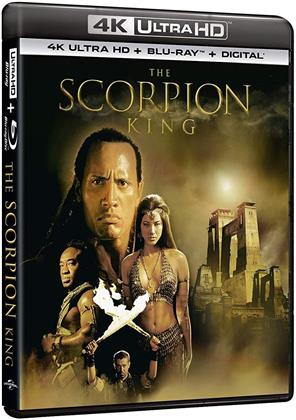 Il re scorpione (2002) (4K Ultra HD + Blu-ray)