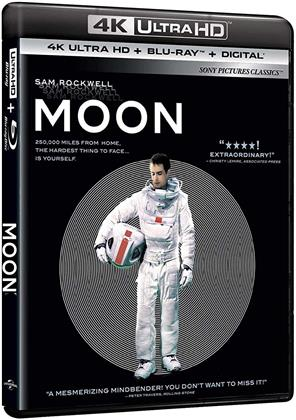 Moon (2009) (4K Ultra HD + Blu-ray)