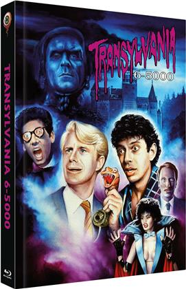 Transylvania 6-5000 (1985) (Cover C, Limited Collector's Edition, Mediabook, Blu-ray + DVD)