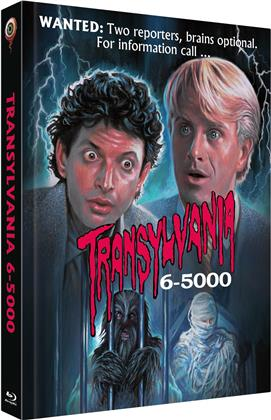 Transylvania 6-5000 (1985) (Cover B, Limited Collector's Edition, Mediabook, Blu-ray + DVD)