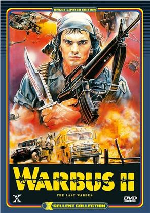 Warbus 2 (1989) (X-cellent Collection, Limited Edition, Mediabook, 3 DVDs)