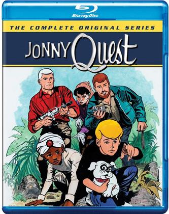 Jonny Quest - The Complete Original Series (3 Blu-rays)