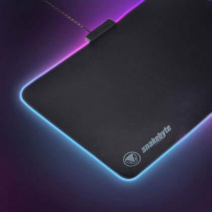 PC Mousepad Mouse:Pad Ultra RGB ca. 35x28 cm