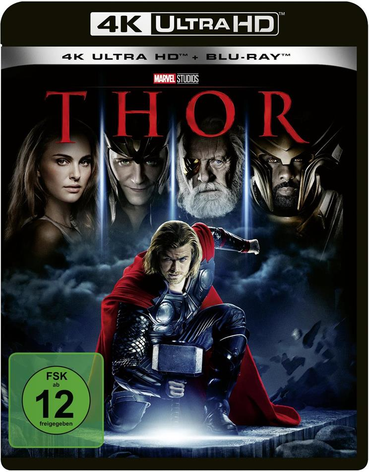 Thor (2011) (4K Ultra HD + Blu-ray)