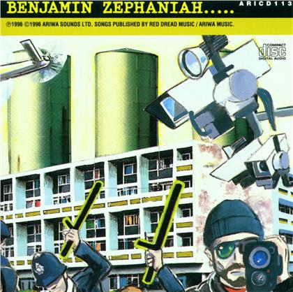 Benjamin Zaphaniah - Belly Of De Beast