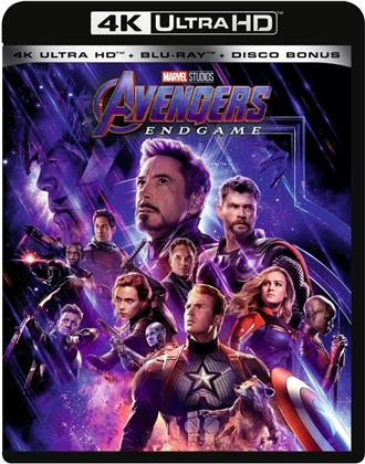 Avengers 4 - Endgame (2019) (4K Ultra HD + 2 Blu-ray)
