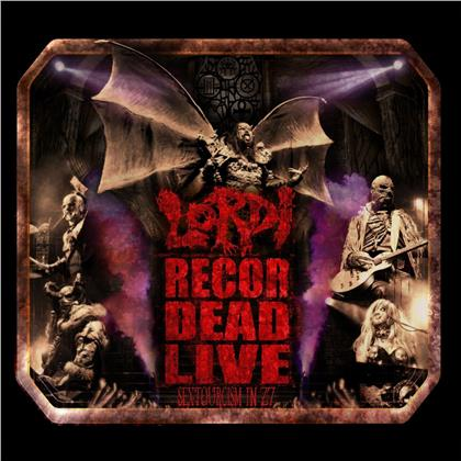 Lordi - Recordead Live-Sextourcism in Z7 (2 CDs + Blu-ray)