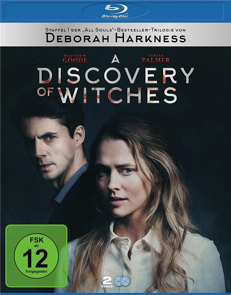 A Discovery of Witches - Staffel 1 (2 Blu-rays)