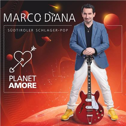 Marco Diana - Planet Amore