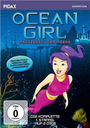 Ocean Girl - Prinzessin der Meere - Staffel 1 (Pidax Animation, 2 DVDs)