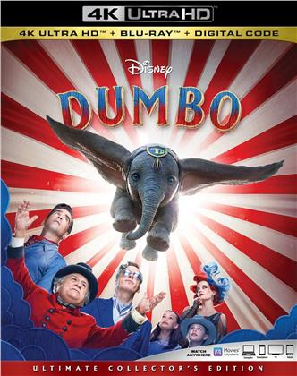 Dumbo (2019) (Collector's Edition, Ultimate Edition, 4K Ultra HD + Blu-ray)