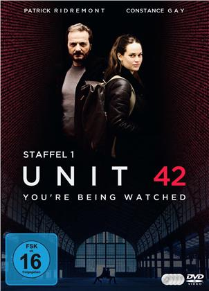 Unit 42 - Staffel 1 (4 DVDs)
