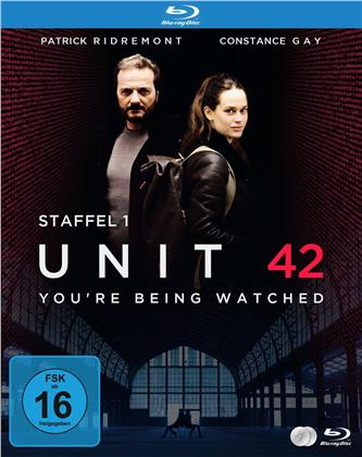 Unit 42 - Staffel 1 (2 Blu-rays)