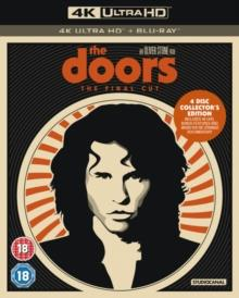 The Doors (1991) (Final Cut, Collector's Edition, 4K Ultra HD + 3 Blu-ray)