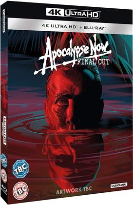 Apocalypse Now (1979) (Final Cut, 4K Ultra HD + Blu-ray)