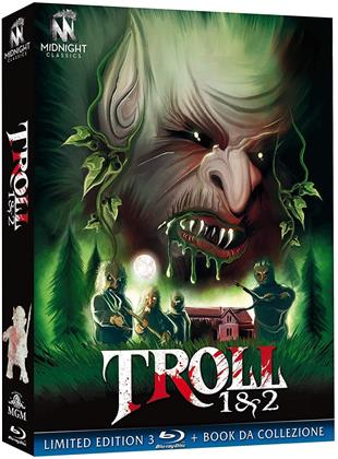 Troll 1 & 2 (Limited Edition, 3 Blu-rays)