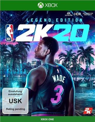 NBA 2k20 (Legend Edition)