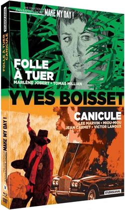 Folle à tuer / Canicule (Schuber, Make My Day! Collection, Digibook, 2 Blu-ray + 2 DVD)