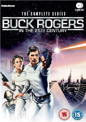 Buck Rogers in the 25th Century - The Complete Series (11 DVD)