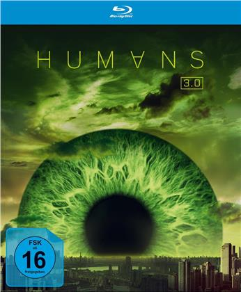 Humans - Staffel 3 (2 Blu-rays)