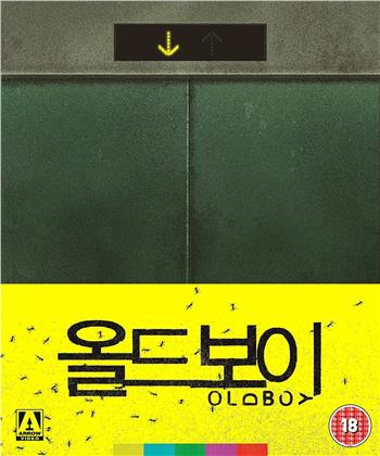 Oldboy (2003) (Limited Edition, 3 Blu-rays)