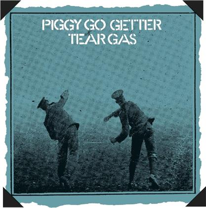 Tear Gas - Piggy Go Getter (2019 Reissue, Esoteric, Remastered)