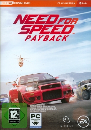 Need for Speed Payback - [Code in a Box]
