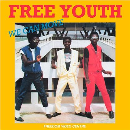 Free Youth - We Can Move (LP)