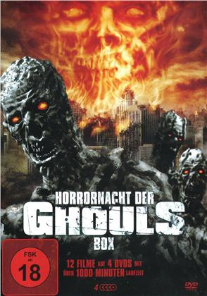 Horrornacht der Ghouls Box (4 DVD)