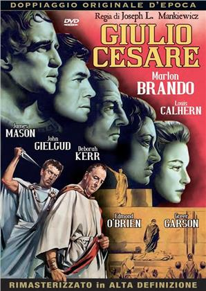 Giulio Cesare (1953) (Doppiaggio Originale D'epoca, HD-Remastered)