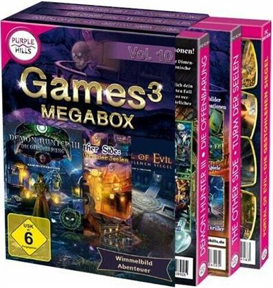 Games 3 - Mega Box Vol. 10