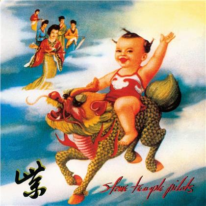 Stone Temple Pilots - Purple (Super Deluxe Edition, 25th Anniversary Edition, Remastered, 3 CDs + LP)