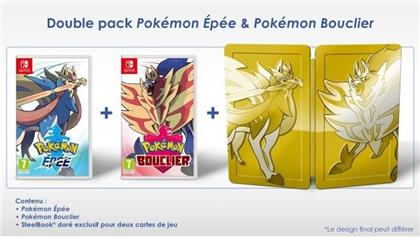 Double Pack Pokemon Epee & Pokemon Bouclier