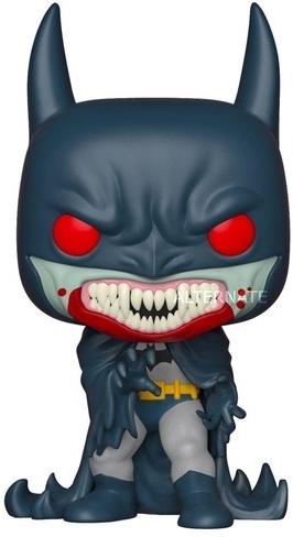 Funko Pop! Heroes: - Batmen 80Th - Red Rain Batman (1991)