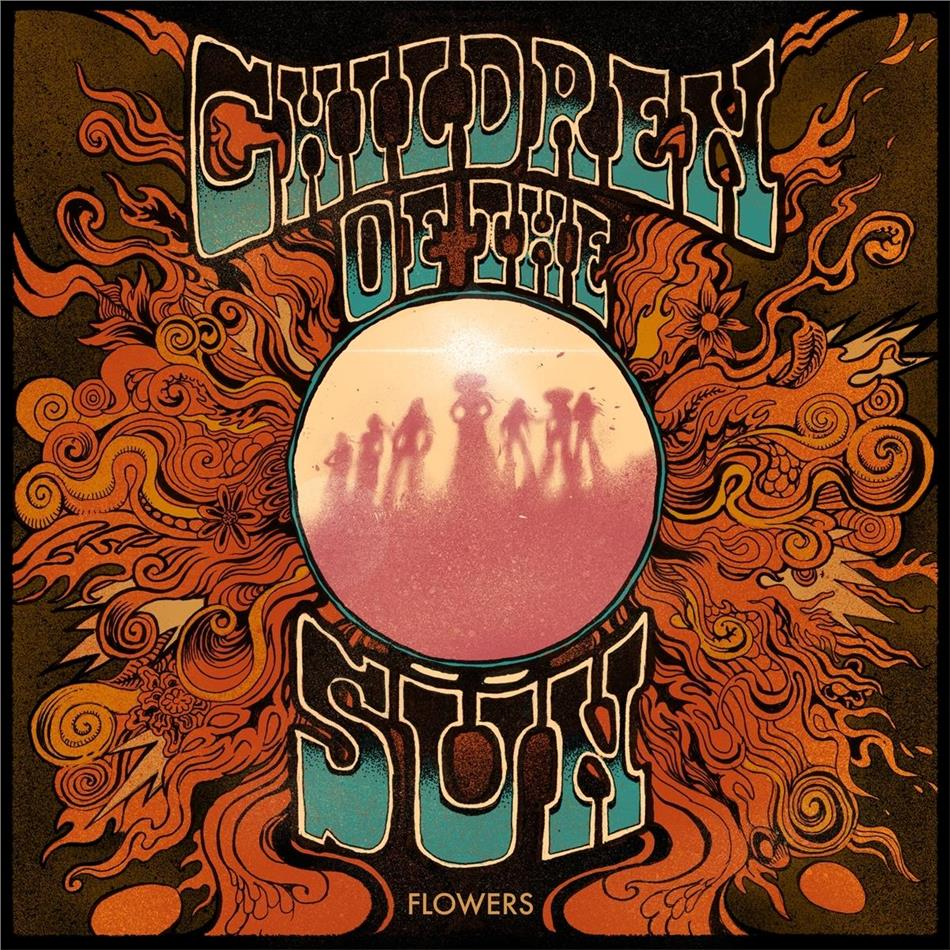 Children Of The Suen - Flowers (LP)