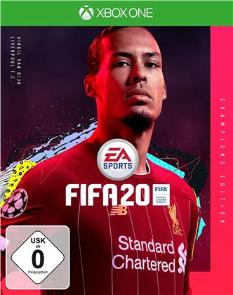 Fifa 20 (German Champions Edition)