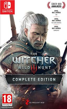 The Witcher 3 (The Complete Edition)