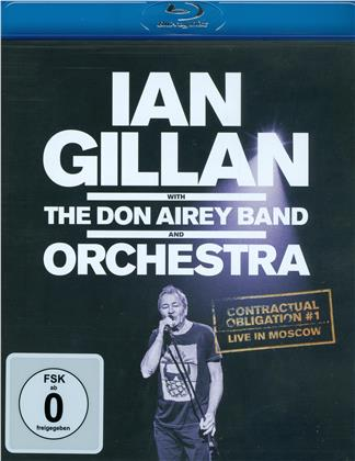 Ian Gillan & Don Airey Band And Orchestra - Contractual Obligation #1 - Live in Moscow