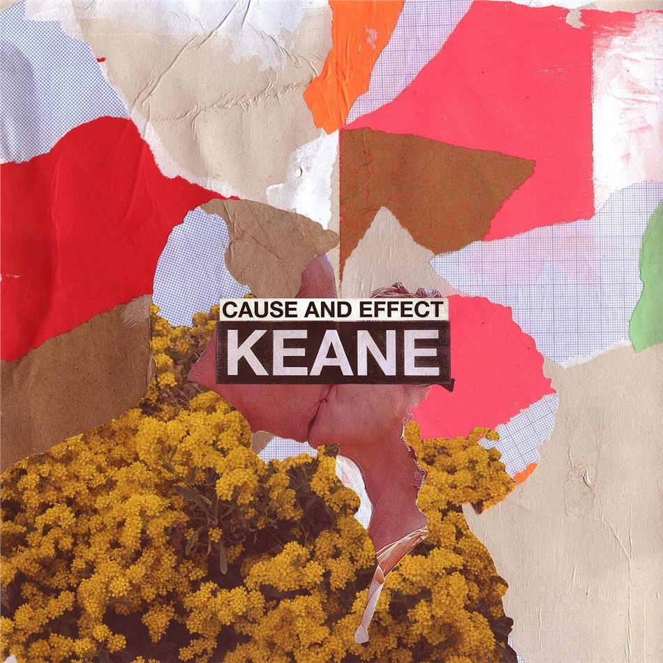 Keane - Cause And Effect (Gatefold, Limited Edition, Pink Vinyl, LP)