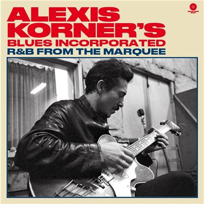 Alexis Korner - R&B From The Roundhouse (Waxtime, Papersleeve Limited Edition, Limited Edition, LP)