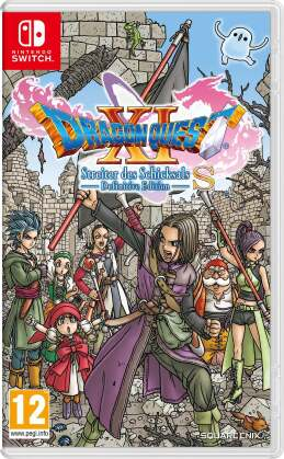 DRAGON QUEST XI S: Streiter des Schicksals (Definitive Edition)