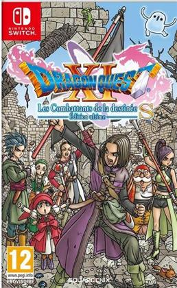 Dragon Quest XI : Les Combattants De La Destinée (Definitive Edition)