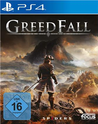 Greedfall (German Edition)
